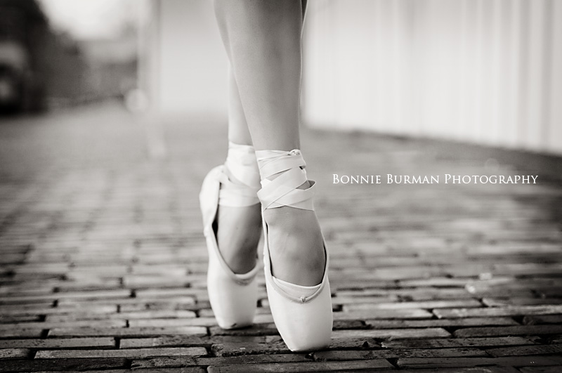Senior Portraits Ballet Dancer