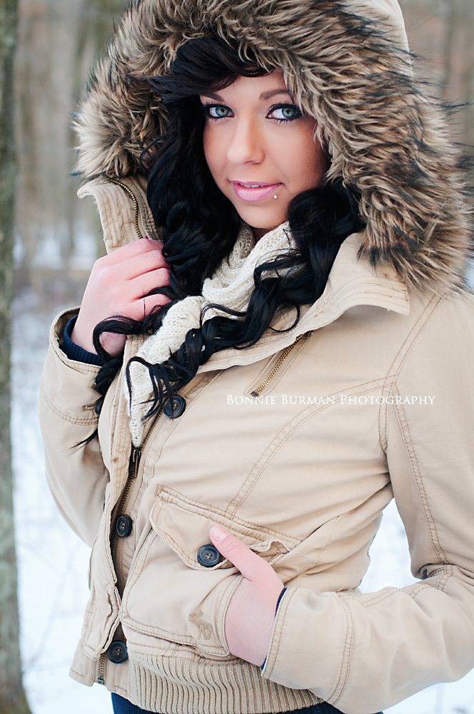 Winter Shoot Pittsburgh Photographer