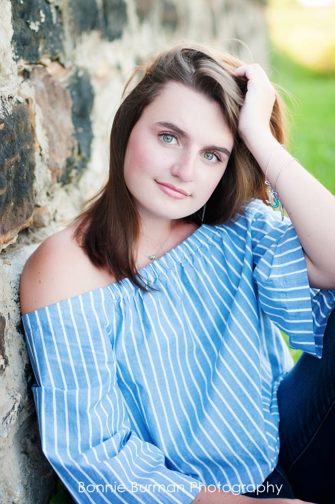 senior portraits ambridge pa