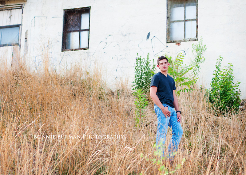 Pittsburgh Senior Portraits