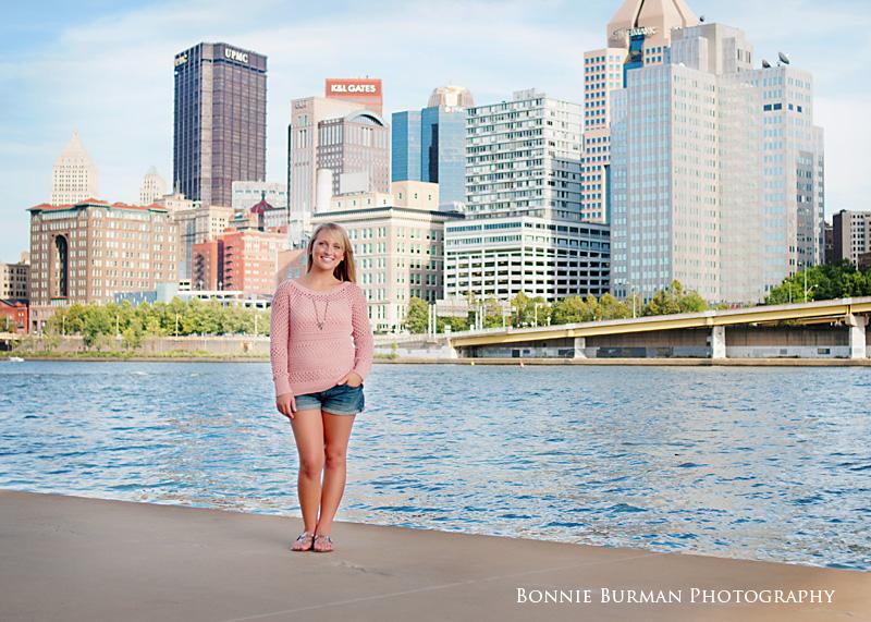 Senior Portraits Pittsburgh