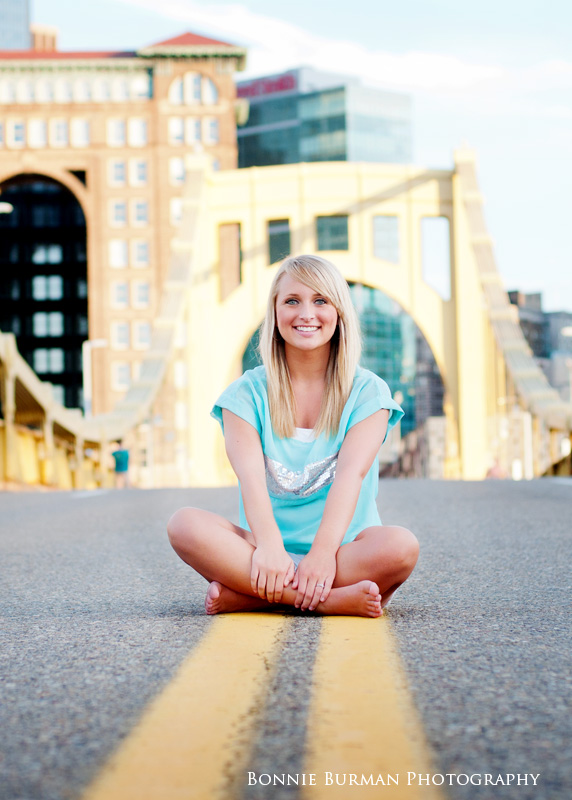 Senior Portraits Pittsburgh