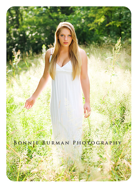 Pittsburgh senior portraits of Montour High School senior Rachel